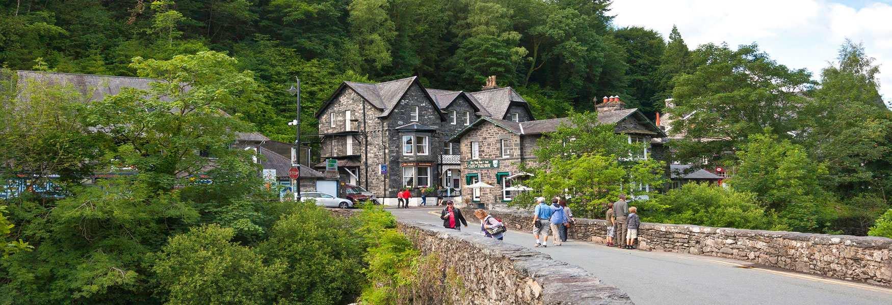 Snowdonia's Principal Village