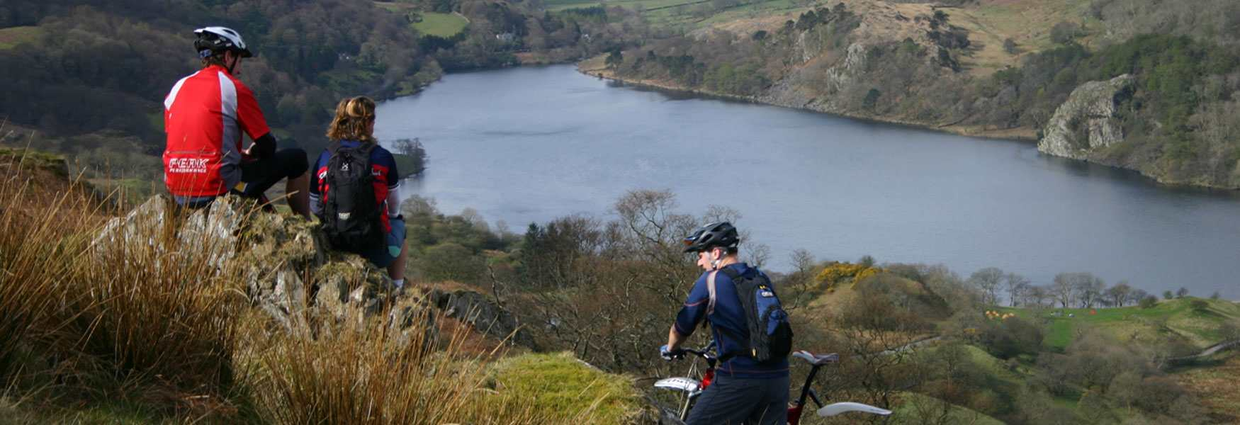 Cyclists will love North Wales!