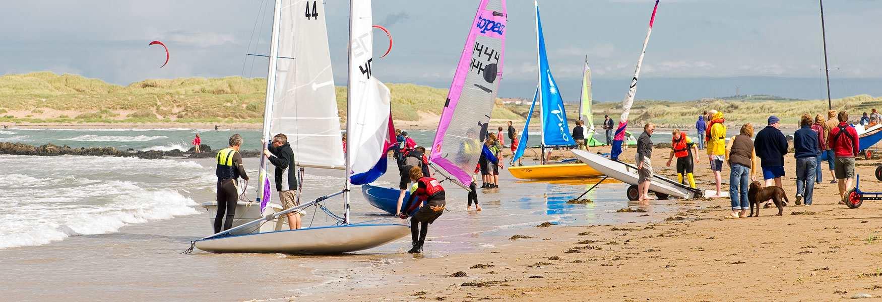 Set Sail to North Wales