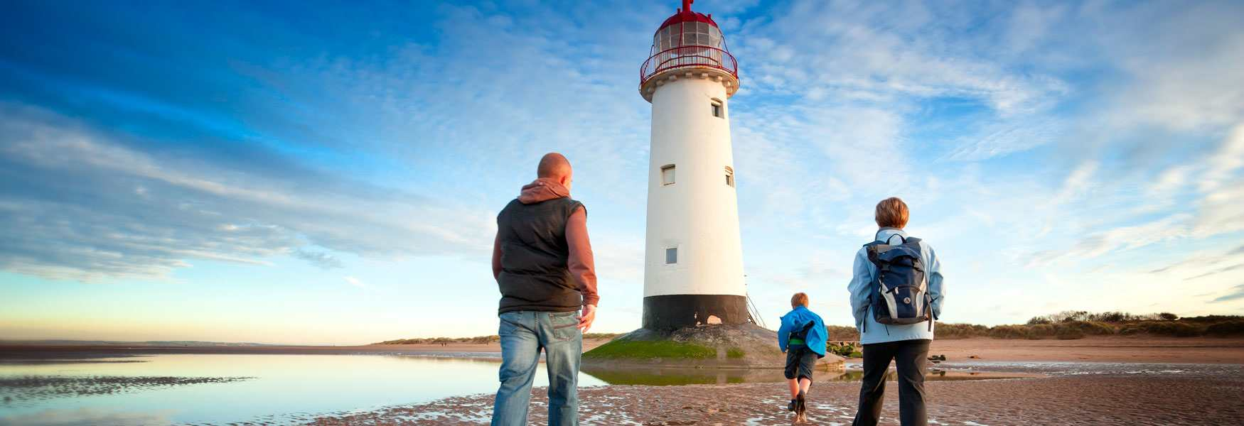 Discover Wales' Oldest Lighthouse