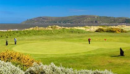 Conwy (Caernarvonshire) Golf Club