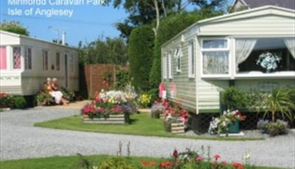 Minffordd Caravan Park