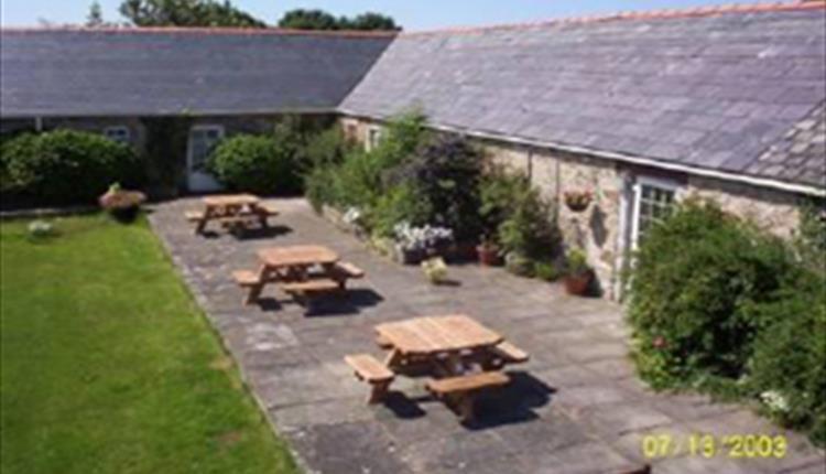 Glantraeth Farm Cottages