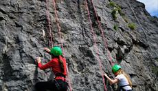 Half Day Climbing Taster Session - Llandudno (Families)