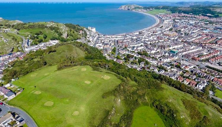 Great Orme Foot Golf