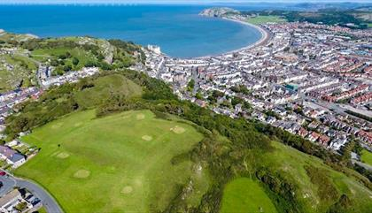 Great Orme 9 Hole Pitch & Putt