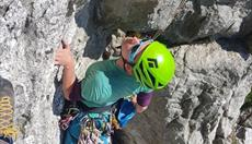 Full Day Guided Rock Climbing