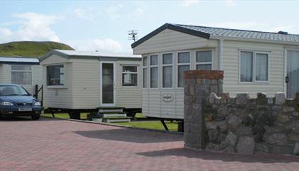 Caernarfon Bay Caravan Park - Caravans
