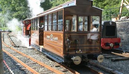 Corris Steam Railway & Museum