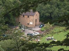 Nant Mill Visitor Centre