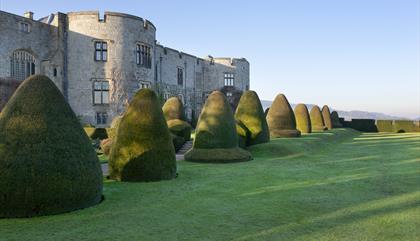 Chirk Castle
