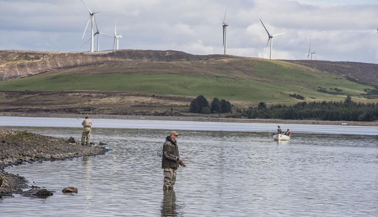 Llyn Brenig Fisheries