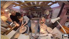 Experience the Delights of the Potter's Wheel!