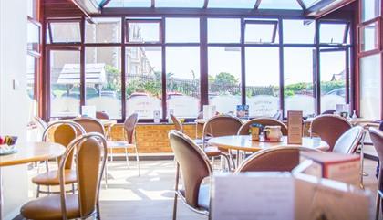 Café Dewi @ St David's Hospice, Llandudno