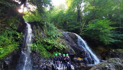 Half Day Gorge Walk - Afon Ddu