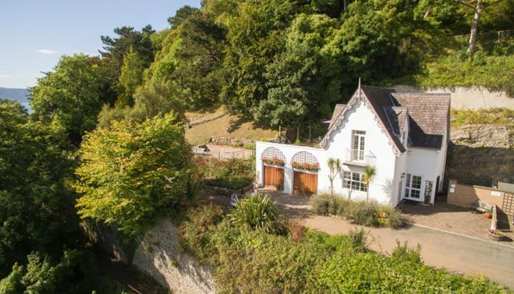 Haulfre Gardens Cottage