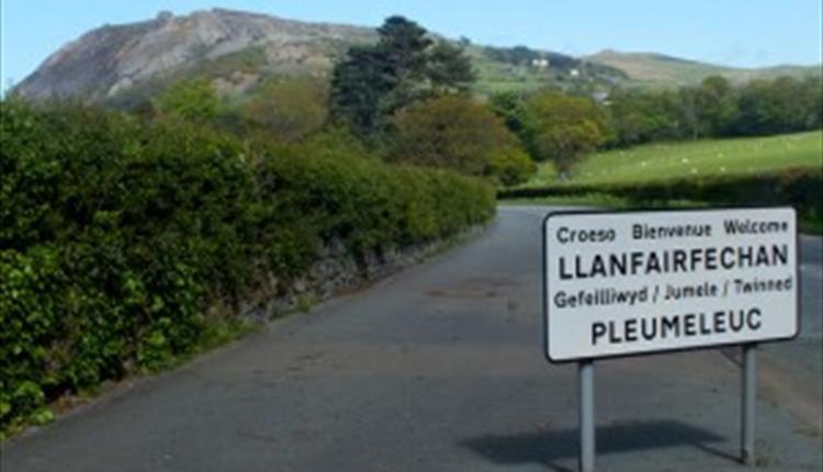 Discover Llanfairfechan