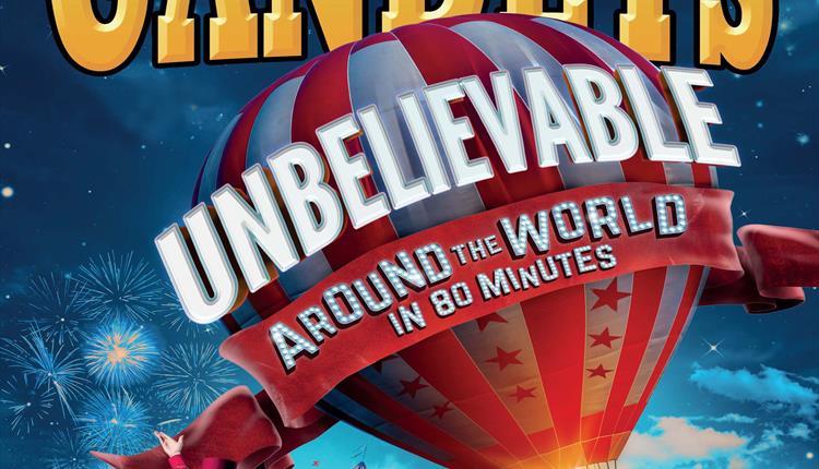 Gandeys Circus - the Unbelievable Tour !