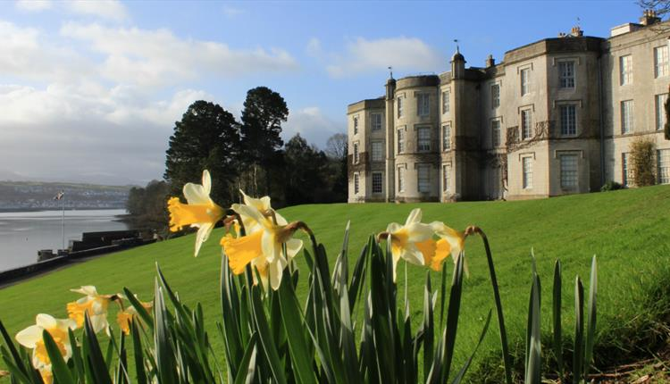 Plas Newydd Historic House and Gardens