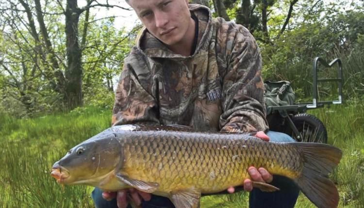 Glasfryn Parc Fishing