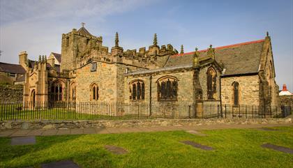 St Cybi's Church