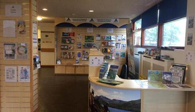 Llanberis Tourist Information Centre