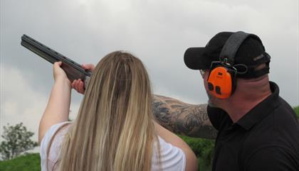 clay shooting north wales, outdoor activities north wales