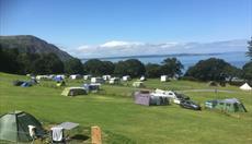 Trwyn yr Wylfa Camping Site