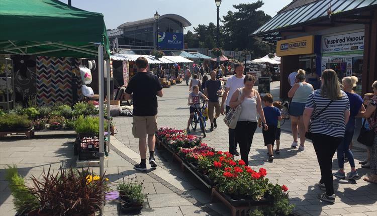 Colwyn Bay Local Market