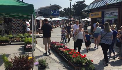 Colwyn Bay Local Market