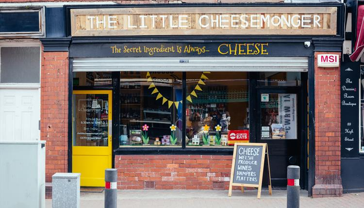The Little Cheesemonger
