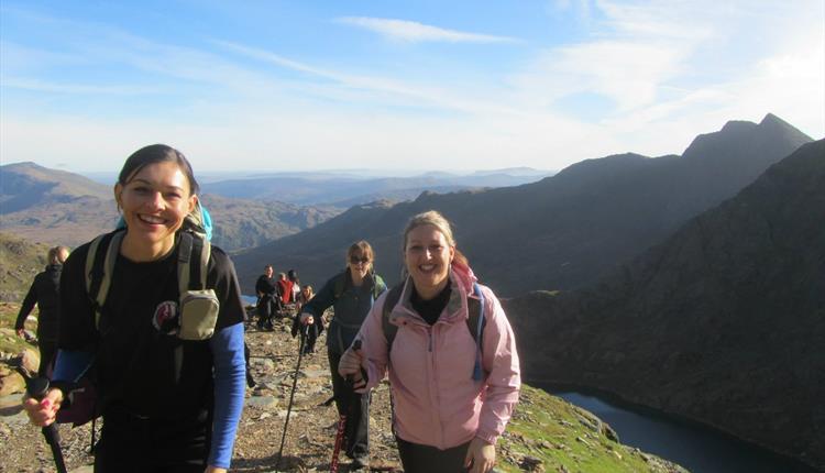 Open Climb Snowdon – Sun 8th August 2021