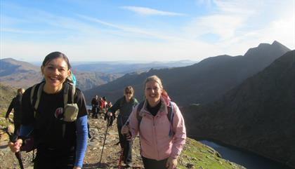 Open Climb Snowdon – Sat 30th October 2021