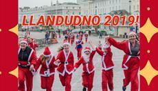 Llandudno 5K Santa Fun Run
