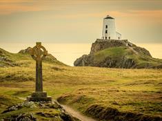 Llanddwyn Island