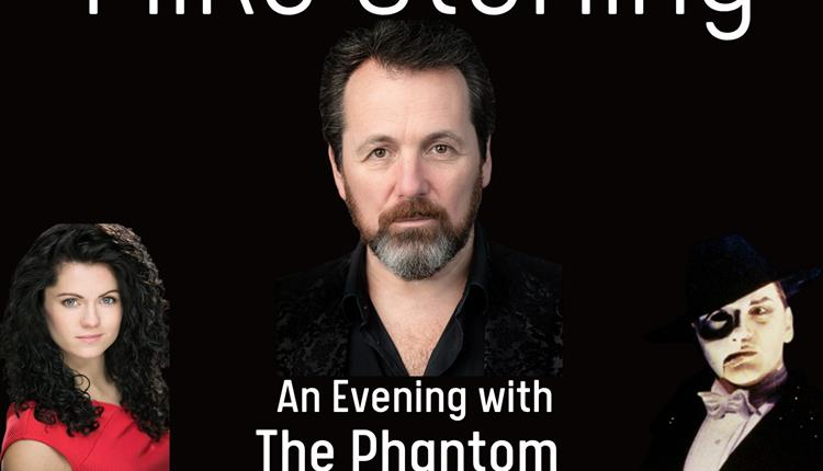 MIKE STERLING: AN EVENING WITH THE PHANTOM
