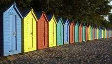 Llanbedrog Beach