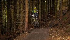 Penmachno mountain bike trail