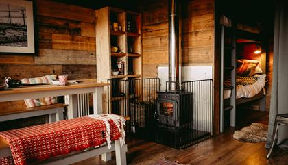 Slate Mountain Glamping
