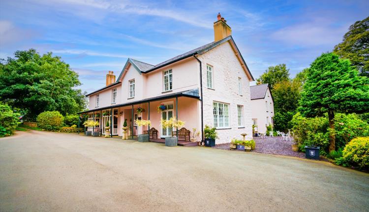 Plas Dinas Country House, Snowdonia