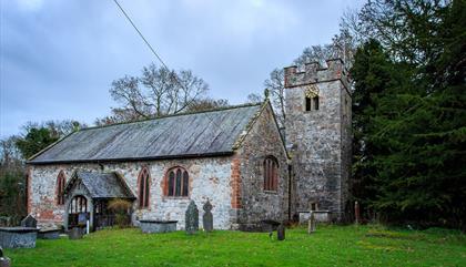 St Dyfnog Church