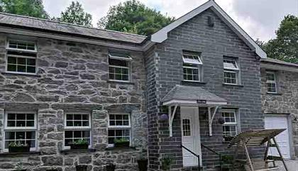 Snowdonia Slate cottage