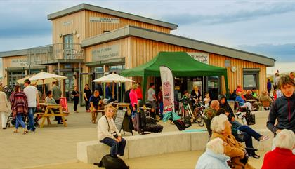 Harbour Hub Cafe