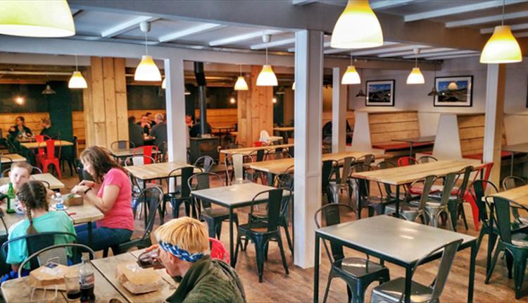 Llechwedd Cafe