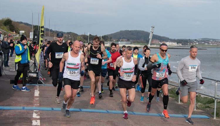 Coast Half Marathon