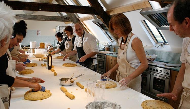 Bodnant Cookery School