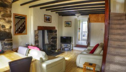Lavender Cottage nr Porthmadog