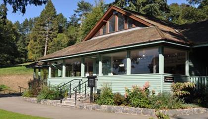 Bodnant Garden Tea Room