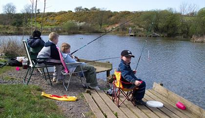 Tyddyn Sargent Coarse Fishery