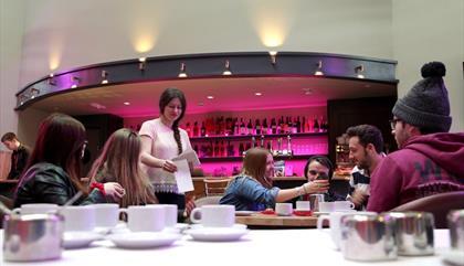 Galeri Caernarfon - Cafe/Bar